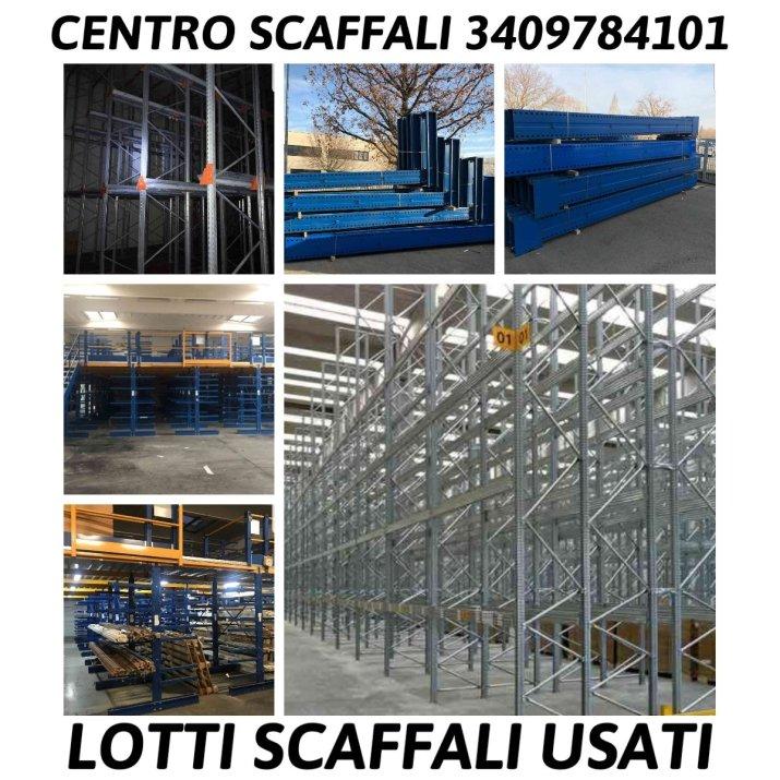 Ikea Scaffali Usati.Centro Scaffali Usati Nonsoloscaffali Usati D Occasione