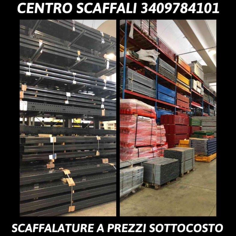 Anemos Srl Scaffalature Metalliche.Scaffalature Metalliche Genova
