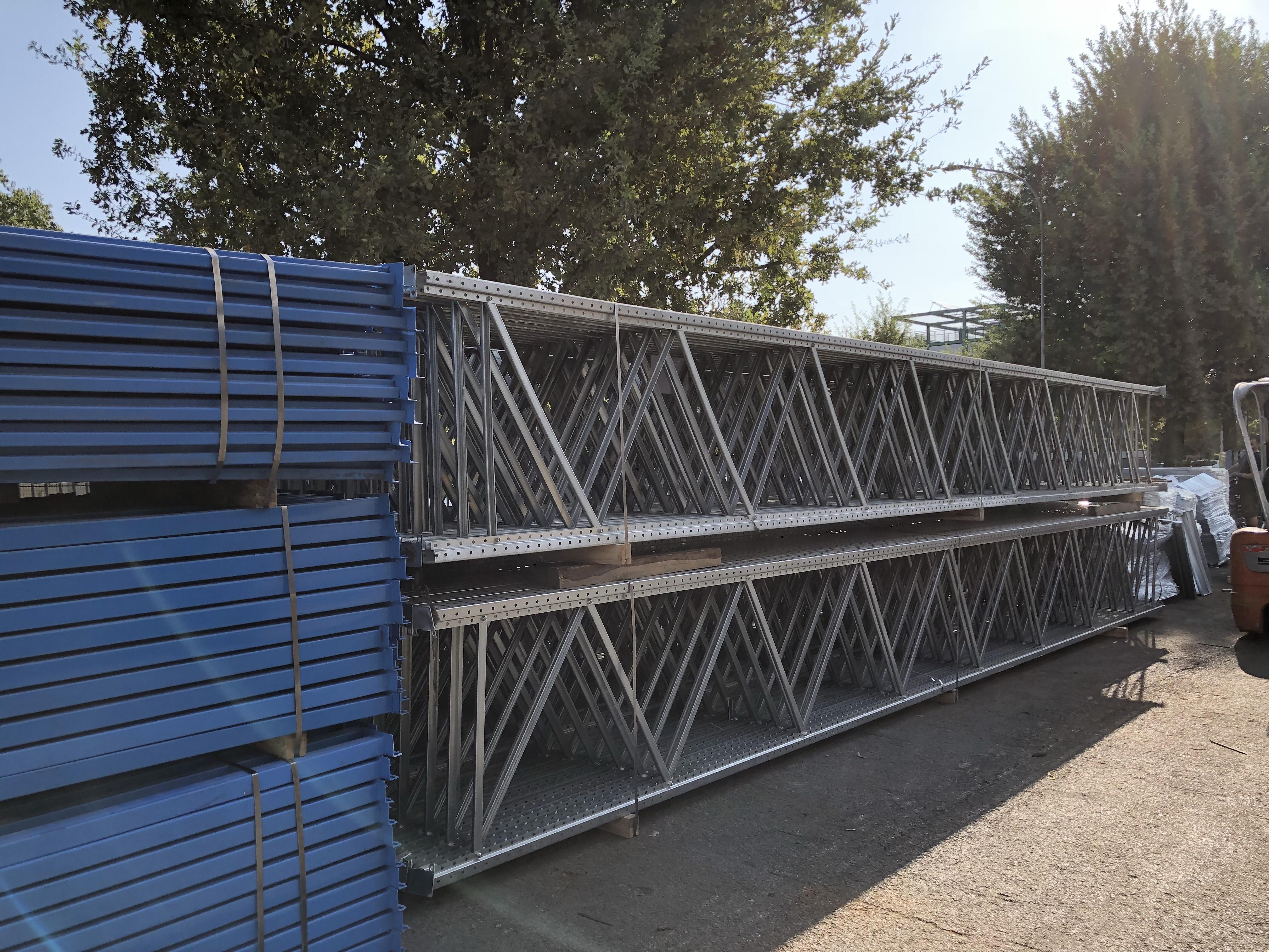 Scaffali Pallets Usati : Tuttoscaffali scaffalature industriali arredi metallici